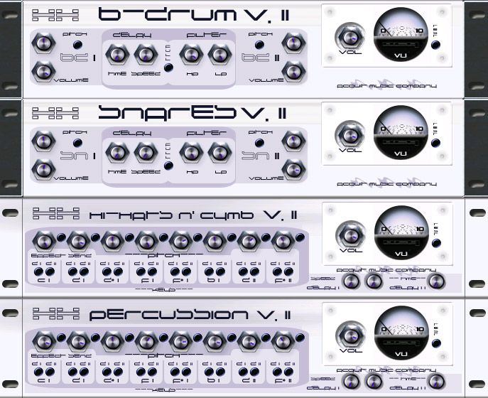 xx drum modules