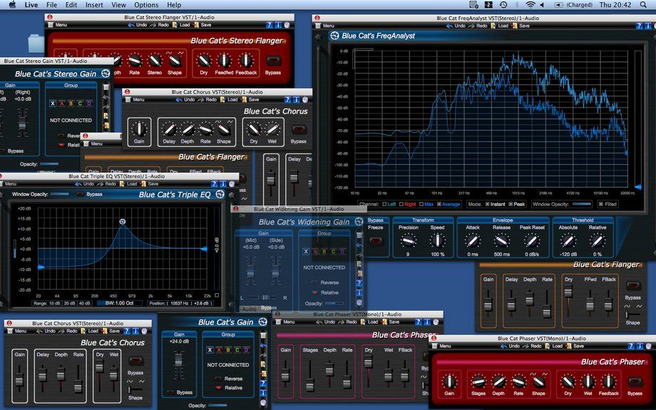 bluecat freeware pack