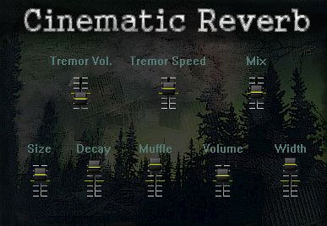 cinematic reverb