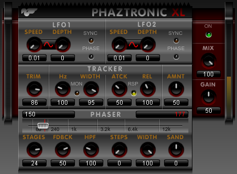 phaztronic xl